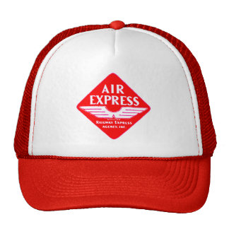 Air Express by Railway Express Agency Hat
