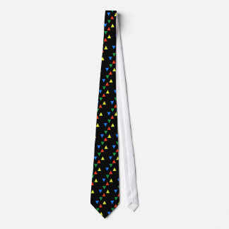 Air Fire Water Earth Tie