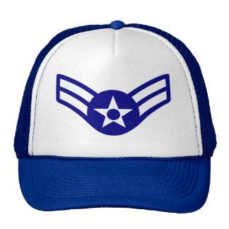 Air Force A1C rank Hat