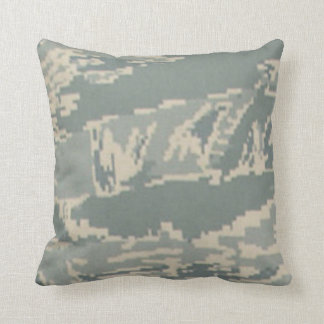 Air Force ABU Pattern Cushion