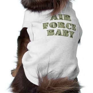 Air force baby dog shirt