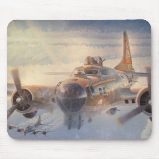 Air Force Bomber Mouse Mat
