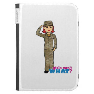 Air Force Camo Red Case For The Kindle