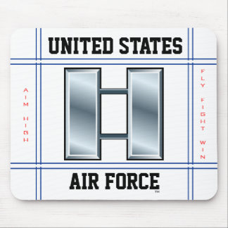 Air Force Captain O-3 Capt Mouse Pad
