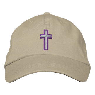 Air Force Christian Chaplain Embroidered Hat