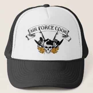 Air Force Cook Trucker Hat