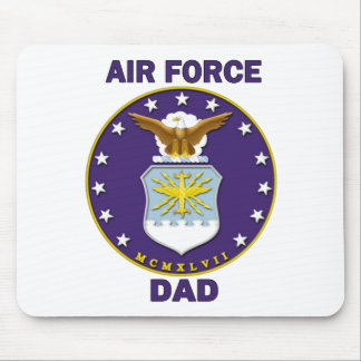 Air Force Dad Mouse Pad