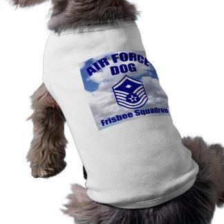 Air Force Dog Dog T-shirt