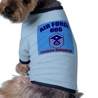 Air Force Dog Dog Clothing