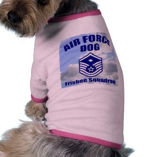 Air Force Dog Pet Tee