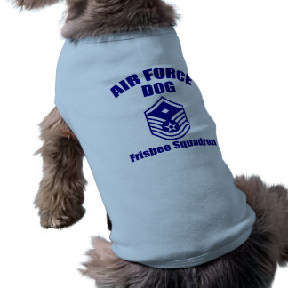 Air Force Dog Pet Tshirt