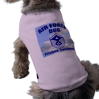 Air Force Dog Shirt