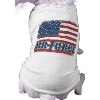 Air Force Dog Shirt