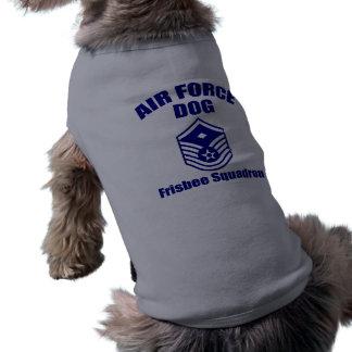 Air Force Dog Sleeveless Dog Shirt