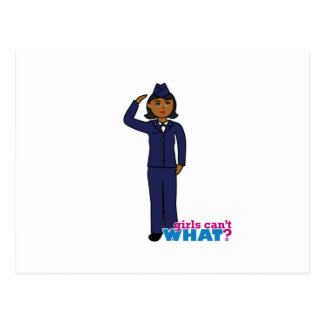 Air Force Dress Blues Dark Post Cards