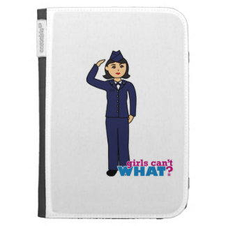Air Force Dress Blues Medium Case For The Kindle
