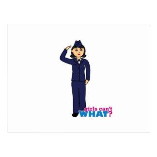 Air Force Dress Blues Medium Postcards