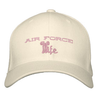 Air Force Embroidered Baseball Caps