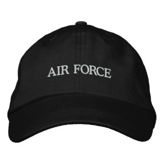 AIR FORCE EMBROIDERED HAT