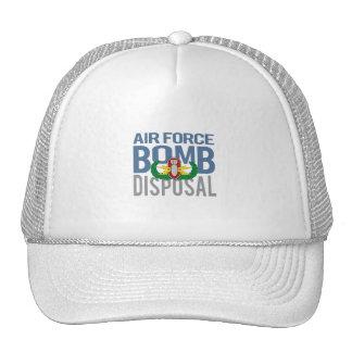Air Force EOD Trucker Hat