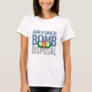 Air Force EOD Senior T-Shirt