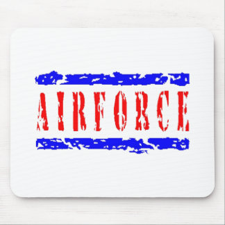 Air Force Gear Mouse Pad