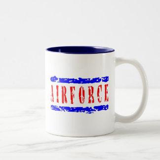Air Force Gear Two-Tone Mug