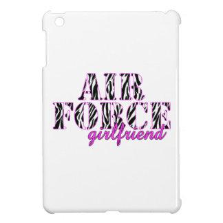 Air Force Girlfriend Zebra iPad Mini Cover