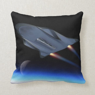 Air Force Hypersonic Cruise Vehicle Artist Concept Cushion