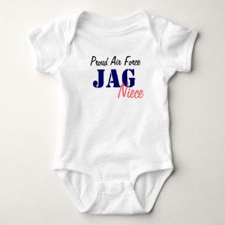Air Force JAG Baby Bodysuit