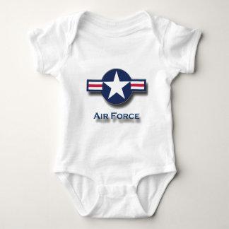 Air Force Logo Baby Bodysuit