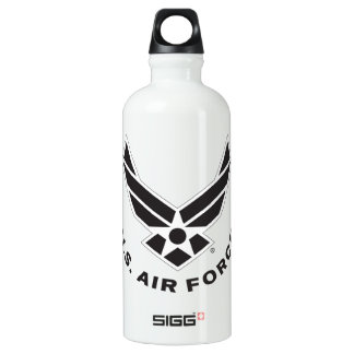 Air Force Logo - Black SIGG Traveller 0.6L Water Bottle