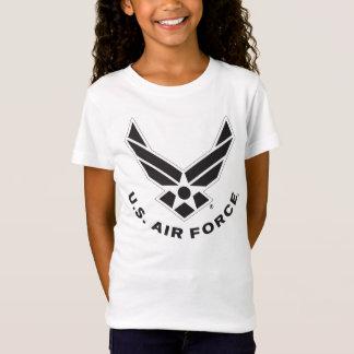 Air Force Logo - Black T-Shirt