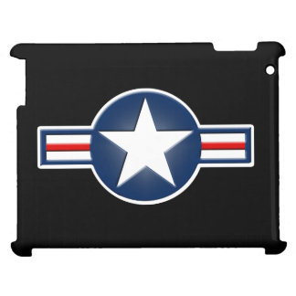 Air Force Logo iPad Case
