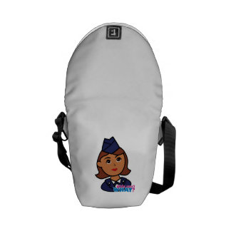Air Force Courier Bag