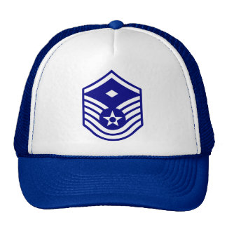 Air Force MSgt rank Hat