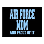 Air Force Mum and Proud of It Postcard