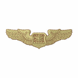 Air Force Navigator Observer Badge