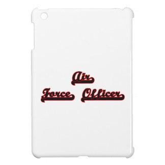 Air Force Officer Classic Job Design iPad Mini Case