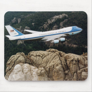 Air Force One Mouse Pad