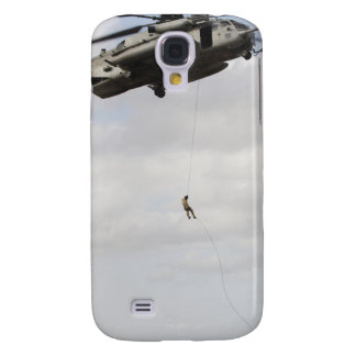 Air Force pararescuemen conduct a combat insert 2 Galaxy S4 Case