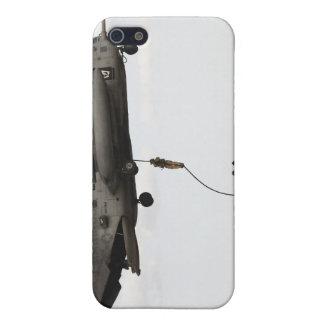 Air Force pararescuemen conduct a combat insert 3 iPhone 5/5S Case