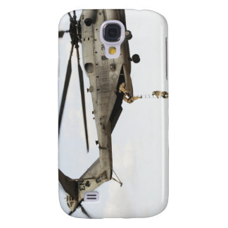 Air Force pararescuemen conduct a combat insert 4 Samsung Galaxy S4 Cover