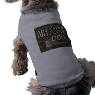 Air Force Pet T-Shirt