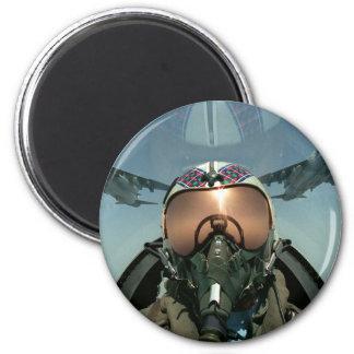 Air Force pilot Magnet