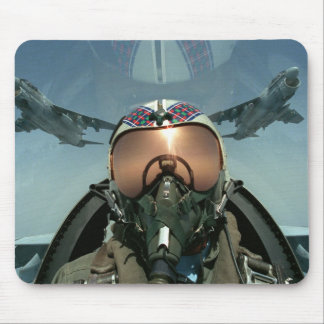 Air Force pilot Mouse Mat
