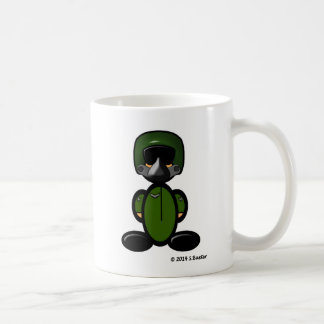 Air Force Pilot (plain) Coffee Mug