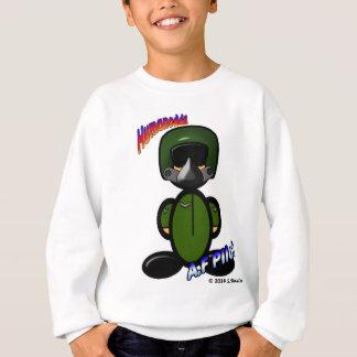 Air Force Pilot (with logos) Sweatshirt
