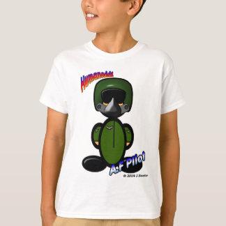 Air Force Pilot (with logos) T-Shirt