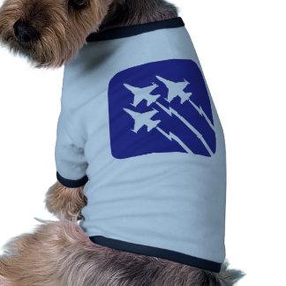 Air Force Ringer Dog Shirt
